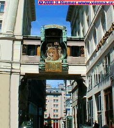 The Anchor-clock (Ankeruhr)