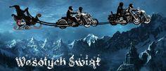 Motocykliści też mogą mieć swoją świąteczną playlistę, klik w zdj.