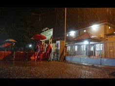 Eksekusi M4t1 Tahap 3 Diiringi Hujan Deras & Petir Di NusaKambangan