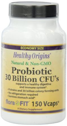 Healthy Origins Probiotic 30 Billion Cu's Shelf Stable, 150 Count Healthy Orgins http://www.amazon.com/dp/B00309S4C4/ref=cm_sw_r_pi_dp_XfnPtb1NA37WSNV0