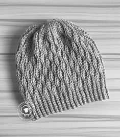 crochet pattern stitches WYNN SLOUCH - A FREE CROCHET PATTERN - Noowul Designs - The Wynn Slouch Hat Free Crochet Pattern is a modern and chic look for the fashionista trying to keep warm or simply look stylish. Crochet Slouchy Hat, Crochet Beanie Pattern, Knitted Hats, Knit Crochet, Crochet Hats, Slouch Hats, Crochet Headbands, Crochet Granny, Slouchy Beanie Pattern