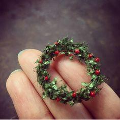 2017. Miniature Christmas ♡ ♡