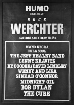 Rock Torhout/ Rock Werchter 1990