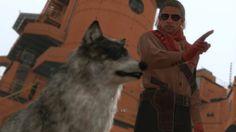 """Revolver Ocelot """"Shalashaska"""" y D-Dog - Metal Gear Solid V The Phantom Pain #MGSV #MGSVTPP #NakedSnake #VenomSnake #PunishedSnake #ThePhantomPain #MetalGearSolidV #BigBoss #DiamondDogs #RevolverOcelot #Shalashaska #ddog"""