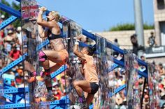 Pedal to the Metal 1 and 2  Final Men's Heat—4:50 p.m. PT Final Women's Heat—5:30 p.m. PT  : http://games.crossfit.com/article/how-watch-games-2015…