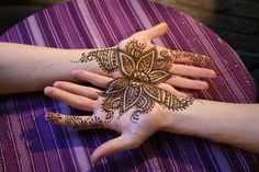 Best Henna Tattoo design idea. See unique Henna Tattoo ideas for men and women.
