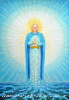 FichArt - Peter and Birgitte Fich Christiansen, Denmark Free Meditation Music, I Believe In Angels, Ascended Masters, Divine Light, The Son Of Man, Archangel Michael, Guardian Angels, Mother Teresa, Angel Art