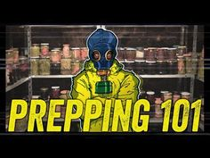 Prepping 101 - Beginner's Prepping Guide - YouTube Survival Videos, Survival Prepping, Back To Basics, Recent Events, Small Things, Youtube, Check, Youtubers, Youtube Movies