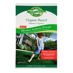 Perfect Blend Organic-Based 25-Lb 8-4-2 Lawn Fertilizer 307813