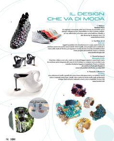 "Thonet earrings "" Merci di Culto"" Collection"