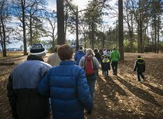 Step into the new year in 2015 with First Day Hikes