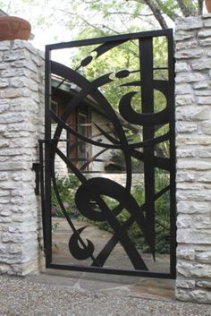 Gate | Projects | The Guild of Austin Artisans