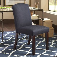 You'll love the Bishop Side Chair at Birch Lane - With Great Deals on all products and Free Shipping on most stuff, even the big stuff.