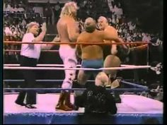 Rick Hunter and Dick Slater vs King Kong Bundy and Big John Studd / Bobby Heenan - YouTube