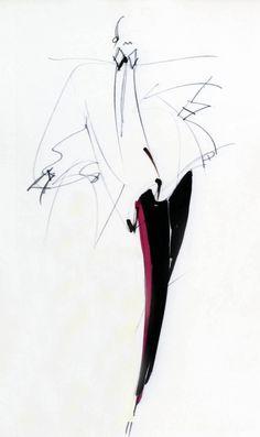 Fondazione Gianfranco Ferré / Collezioni / Donna / Prêt-à-Porter / 1987 / Autunno / Inverno
