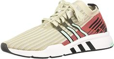 adidas Herren EQT Support Mid ADV Pk Fitnessschuhe Beige/Rot Beige Sneakers, Adidas Sneakers, Vans, Shoes, Fashion, Shoes For Less, Fitness Shoes, Beige Trainers, Moda