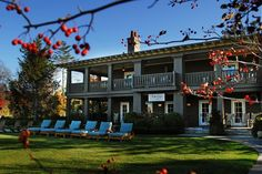 The Lodge // Old Edwards Inn and Spa