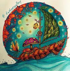 Inspirational Coloring Pages  by @daphnesgallery #inspiração #coloringbooks #livrosdecolorir #jardimsecreto #secretgarden #florestaencantada #enchantedforest #reinoanimal #animalkingdom #adultcoloring #johannabasford #milliemarotta #tropicalwonderland #lostocean #coloringforadults