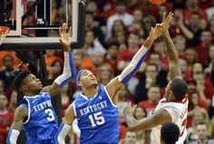 Kentucky vs. Louisville: Despite Furious Rally, Wildcats Fall Short 80-77