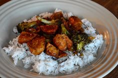 chicken-and-brocoli-stir-fry from Heritage Schoolhouse