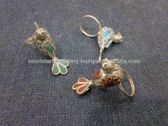 Special Bird Rings - Buy Kochi Rings,Lapis Ring,Kuchi Jewellery Product on Alibaba.com Spicy Candy, Kochi, Art Gallery, Brooch, Jewellery, Drop Earrings, Bird, Art Museum, Jewels