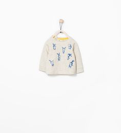 RABBITS SWEATSHIRT-Mini-NEW THIS WEEK | ZARA United States