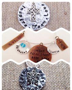 #handmade #handstamped #handmadejewelry #etsyshop #pottiteam #etsyfinds #etsy #gifts #handmadejewelry #pendant #pendantnecklaces #baby #momlife #newmom #momgiftideas #holiday2015