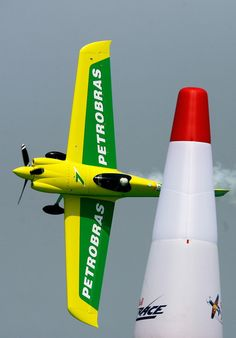 Red Bull Air Race Previews - Abu Dhabi