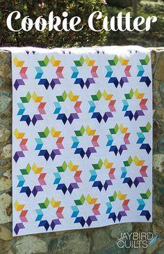 Meet Cookie Cutter quilt pattern!