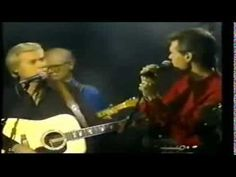 ▶ George Jones & Randy Travis - I'm So Lonesome I Could Cry - YouTube