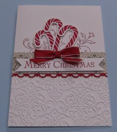 """Scentsational Season (2012 Holiday Mini) **** Also includes SU """"Creative Elements"""" image & """"Many Merry Messages"""", retired May2012, sentiment, """"Lacy Brocade"""" embossing folder (2012 Holiday Mini) & """"Holiday Collection"""" framelits (2012 Holiday Mini)."""