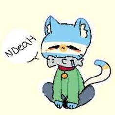 Neko, Anime Music Videos, Cat Reading, Vent Art, Mundo Comic, Rule 34, Country Art, Smurfs, Disney Characters