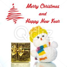 Qdiz Stock Images Christmas greeting card,  #background #beautiful #beauty #blue #bow #box #card #celebration #Christmas #closeup #color #colorful #decoration #decorative #doll #eve #figure #fun #funny #gift #gold #golden #greeting #hat #holiday #little #Merry #new #object #package #present #ribbon #scarf #small #snowman #surprise #toy #traditional #white #xmas #year #yellow