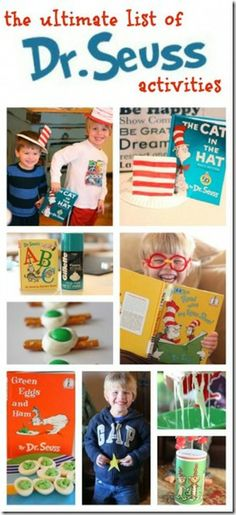 Dr.-Seuss-Activities-I Can Teach My Child collage