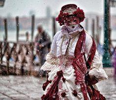 Venetian Carnaval outfit
