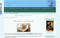 """Il favoloso blog """"Il Salotto di Miss Darcy"""" di Antonia Romagnoli, ospita tra le sue pagine stralci de """"Il Cielo d'Inghilterra"""". Il blog, che tratta prettamente lettera…"""