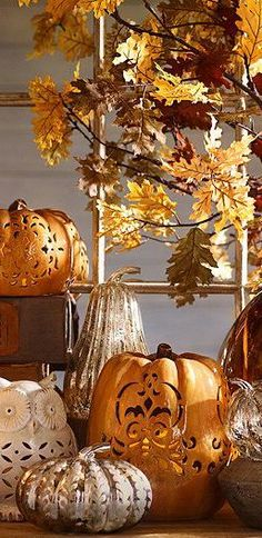 Decorating for Fall Beautiful