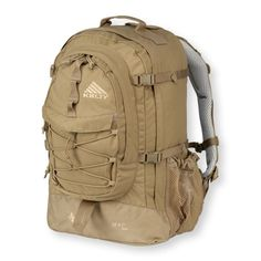 Kelty MAP 3500. Someday I want this. A non-tactical looking pack that looks hella comfortable.