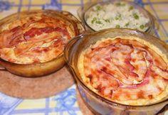 Baconos-sajtos csirke