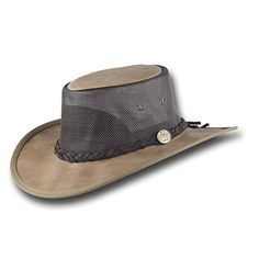 d54ea5e22c7 Barmah Hats Squashy Mustang Cooler Leather Hat - Item 1078 Review