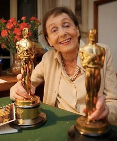 Chatter Busy: Luise Rainer Dead At 104