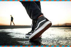 Vans Sk8-Hi Reissue !   Tıkla, sokağın modasını yakala:  http://sneakscloud.com/vans-sk8-hi-reissue-9