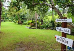 There's a lot of things to explore in Cintai Corito's Garden.