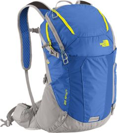 Cut with wide zipper access to the main compartment, this lightweight pack holds everything you need for an ambitious day hike yet keeps your gear poised for quick removal on the trail.