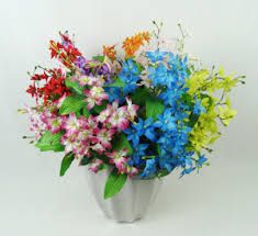 Buy #FauxFlowerBouquets in #Australia ::: http://www.countryaccentfloralboutique.com