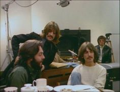 Let it be sessions. Apple. Savile Road. London 1969