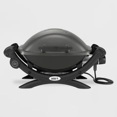 Weber Q 1400 Electric Grill Model 52020001 - Gray Weber Bbq, Weber Grills, Infrared Grills, Balcony Grill, Grill N Chill, Perfect Grill, Propane Gas Grill, Portable Grill, Grill Plate