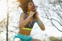 This belly fat burner is designed to strengthen and tighten the muscles of the mid-section. - Getty Images, Liam Norris