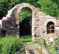 Bildergebnis Für Sandsteinmauer Im Garten