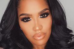SnapChat: MakeupShayla  Lashes: @flutterlashesinc SHAYLA lashes.